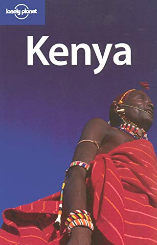 9781740597432: Kenya 6 (Lonely Planet Country Guides)