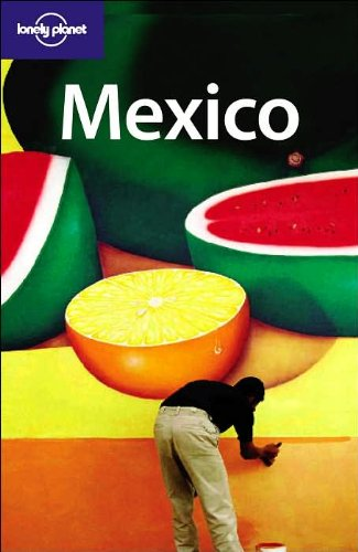 9781740597449: Lonely Planet Mexico, 10th Edition