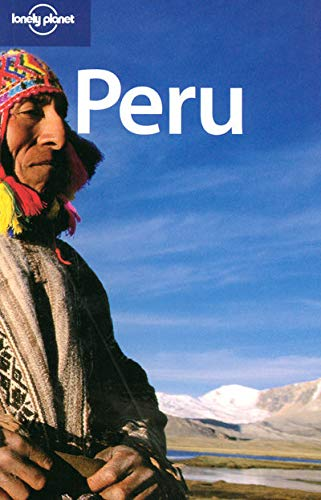 Lonely Planet - A Travel Survival Kit: Peru