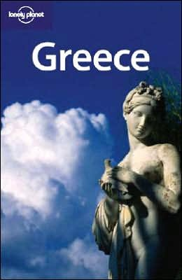 9781740597500: Lonely Planet Greece