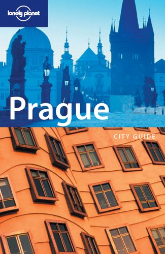 9781740597586: Prague (Lonely Planet City Guides)