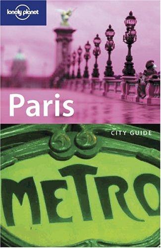 9781740597609: Paris (City Guide)