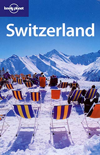 9781740597623: Lonely Planet Switzerland (Country Guide)