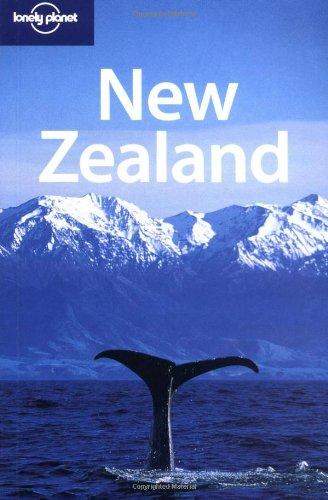 Lonely Planet New Zealand: Smitz, Paul, Robinson, Martin, Rousseau,