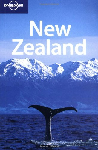 9781740597661: Lonely Planet New Zealand