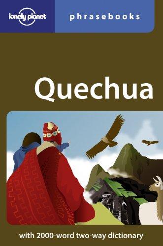 9781740597708: Quechua phrasebook