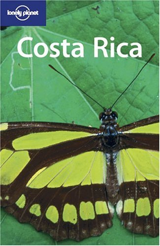 9781740597753: Lonely Planet Costa Rica
