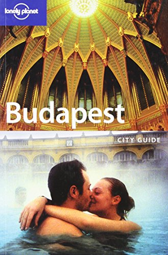9781740597920: Budapest 3 (Lonely Planet City Guides)