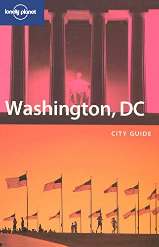 9781740597999: Washington DC 3 (Lonely Planet City Guides)