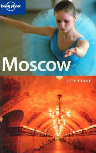 9781740598156: Moscow