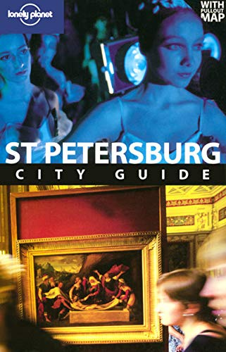 9781740598279: Lonely Planet St Petersburg (City Guide)