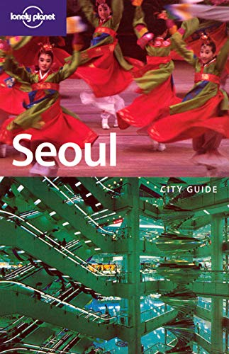 9781740598460: Lonely Planet Seoul (City Guide)