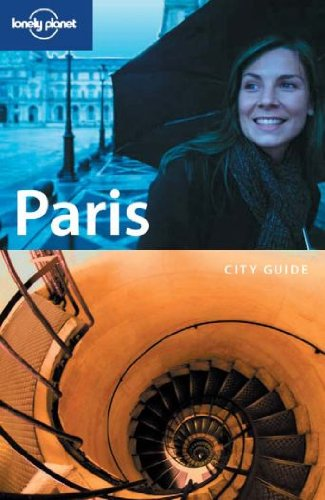 9781740598491: Lonely Planet Paris (City Guide)