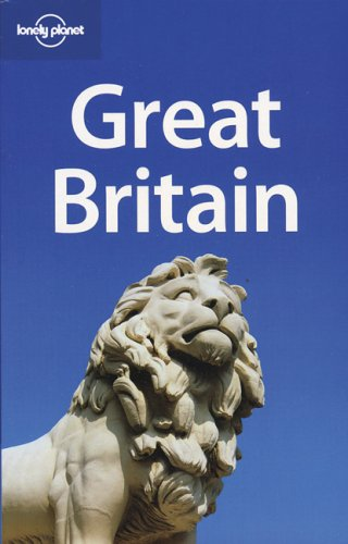 9781740599214: Lonely Planet Great Britain