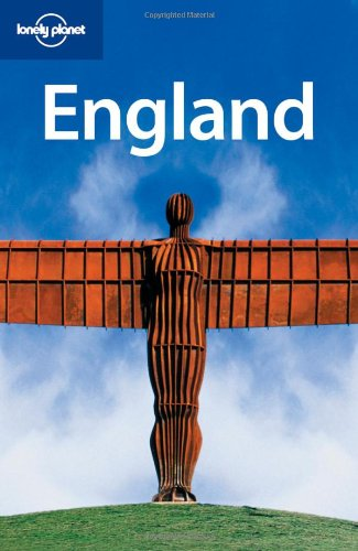 9781740599221: England (Lonely Planet)