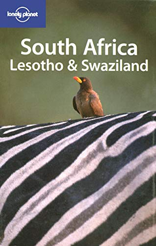 9781740599702: Lonely Planet South Africa, Lesotho & Swaziland
