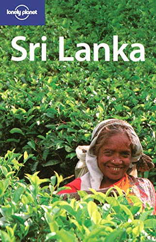 9781740599757: Lonely Planet Sri Lanka (Country Guide)
