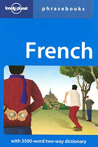 9781740599795: French: Lonely Planet Phrasebook
