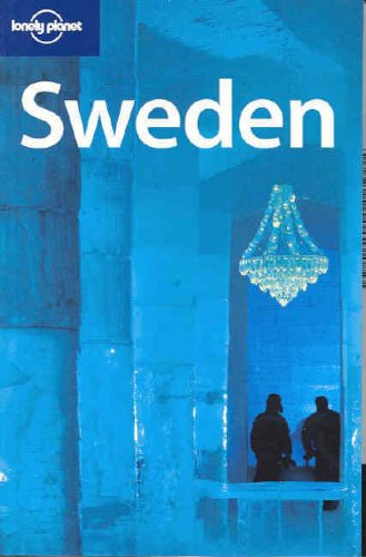 9781740599832: Sweden (Lonely Planet Country Guides)