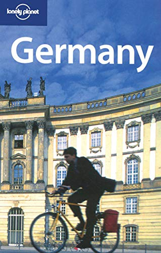 9781740599887: Lonely Planet Germany (Country Guide)