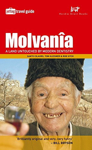 Molvania (Jetlag Travel Guides): Sitch, Rob; Gleisner,
