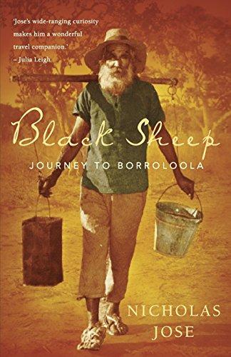 9781740661362: Black Sheep: Journey to Borroloola
