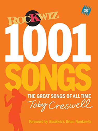 9781740664585: 1001 Songs: The Great Songs of All Time : Rockwiz Edition