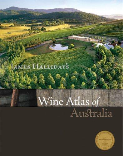 9781740666855: James Halliday's Wine Atlas of Australia