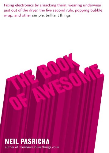 9781740668798: The Book of Awesome