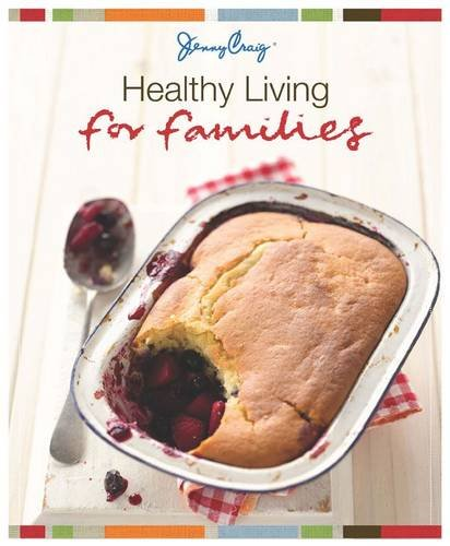 9781740669023: Jenny Craig Healthy Living for Families