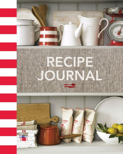 Recipe Journal (174066924X) by Campion, Allan; Curtis, Michele