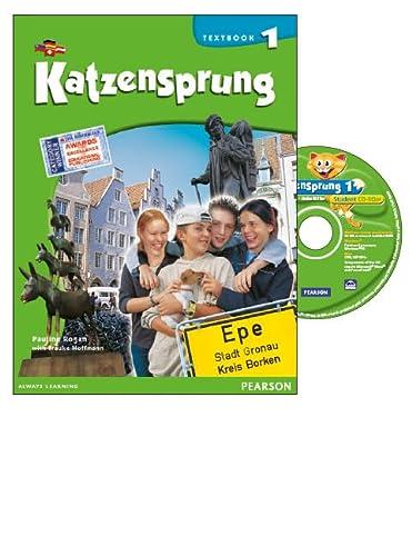 9781740850322: Katzensprung 1: Textbook and Student CD-Rom