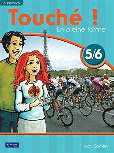 Touche ! 5/6 Student Book (Paperback): Judy Comley