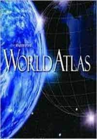 9781740893183: The Illustrated World Atlas