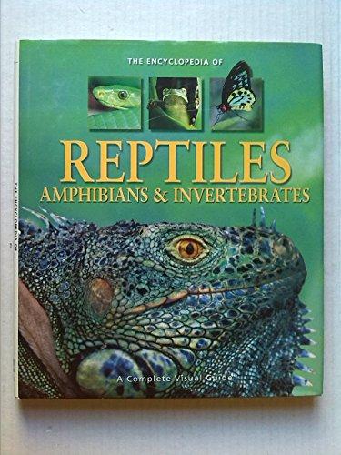 9781740893534: The Encyclopedia of Reptiles, Amphibians & Invertebrates