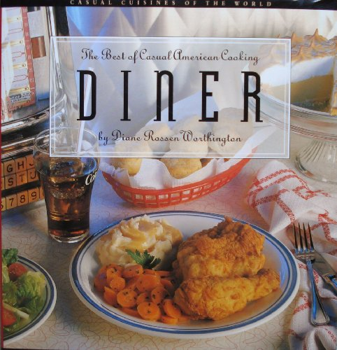 9781740895316: Diner: The Best of Casual American Cooking