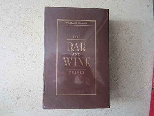9781740895637: Williams Sonoma 2 Volume Wine & Bar Guide