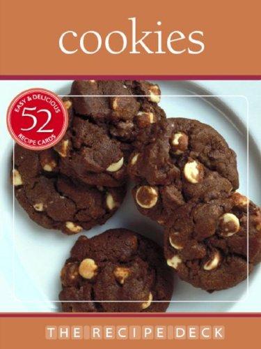 9781740895651: The Recipe Deck: Cookies