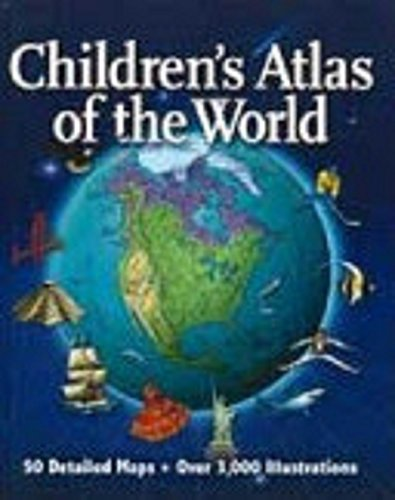 9781740896146: Children's Atlas of the World
