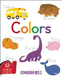 9781740898416: Gymboree Early-Learning Library (Colors, Numbers, and Shapes)