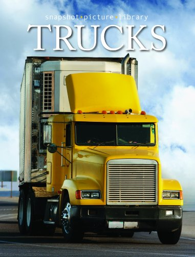 9781740898560: Trucks (Snapshot Picture Library Series)