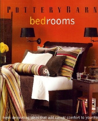 9781740898690: Potterybarn Bedrooms