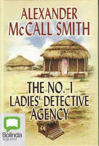 NO.1 LADIES DETECTIVE AGENCY