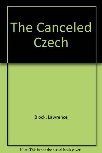 9781740930628: The Canceled Czech