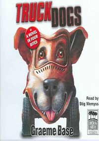 Truckdogs: Library Edition (9781740933834) by Graeme Base