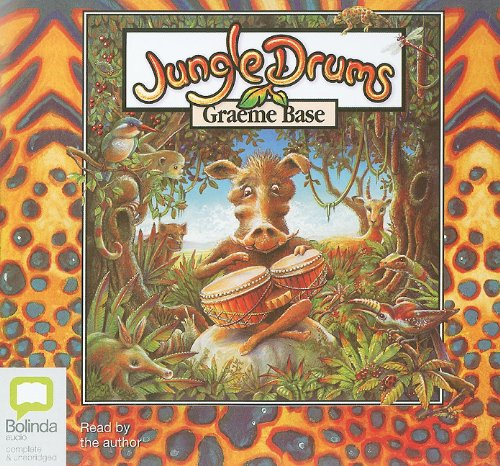 9781740938259: Jungle Drums