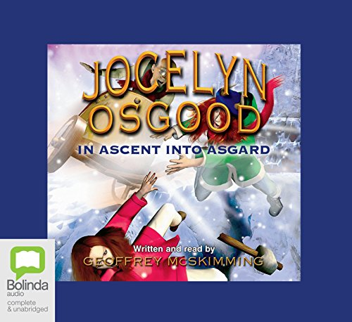 Jocelyn Osgood In Ascent Into Asgard (Compact Disc): Geoffrey McSkimming