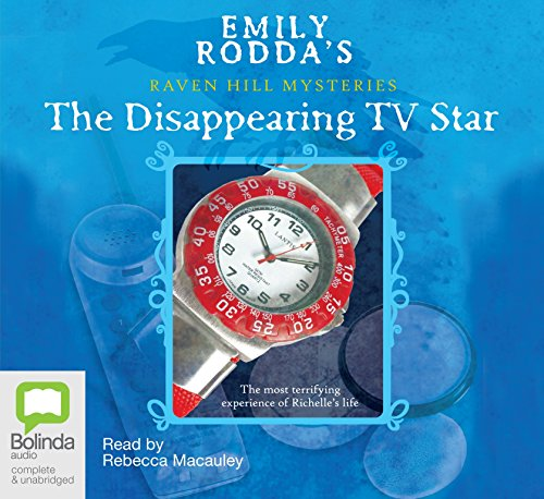 The Disappearing TV Star (Compact Disc): Emily Rodda