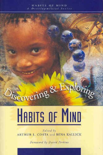 9781741012507: Discovering and Exploring Habits of Mind (Habits of Mind - A Developmental Series)