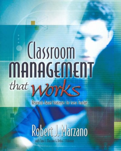 9781741013221: Classroom Management That Works: Research-based Strategies for Every Teacher